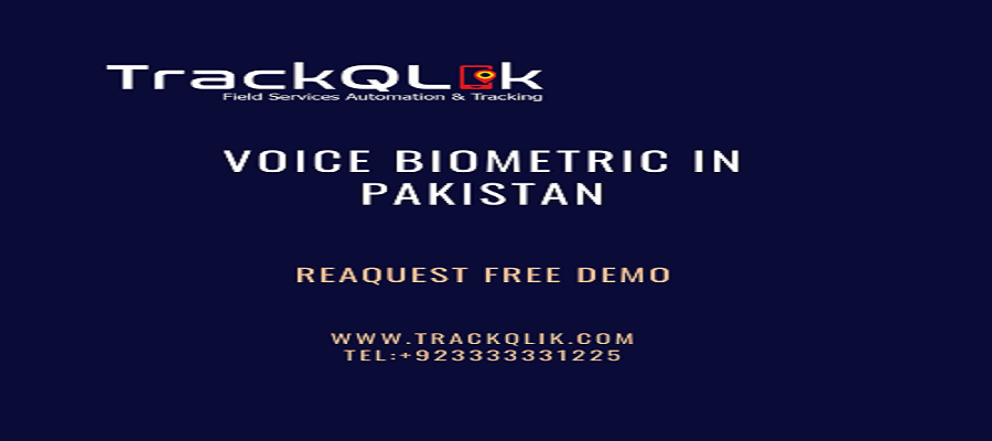 What Is Voice Biometric in Pakistan Functions And its Uses