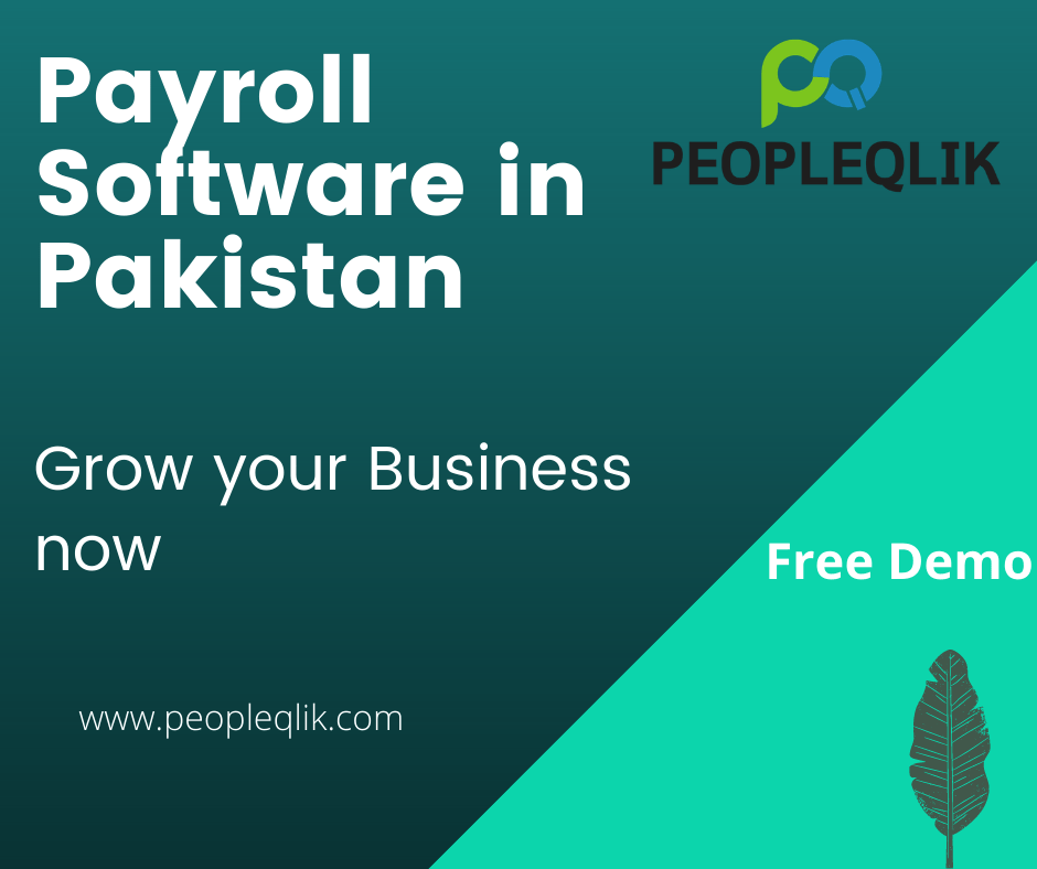 A New Wave Of HR Technology Begins With Payroll Software in Pakistan