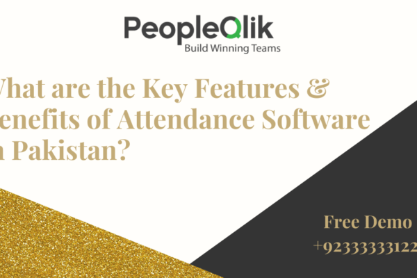 Simplify your enrollment strategies with Attendance Software in Pakistan